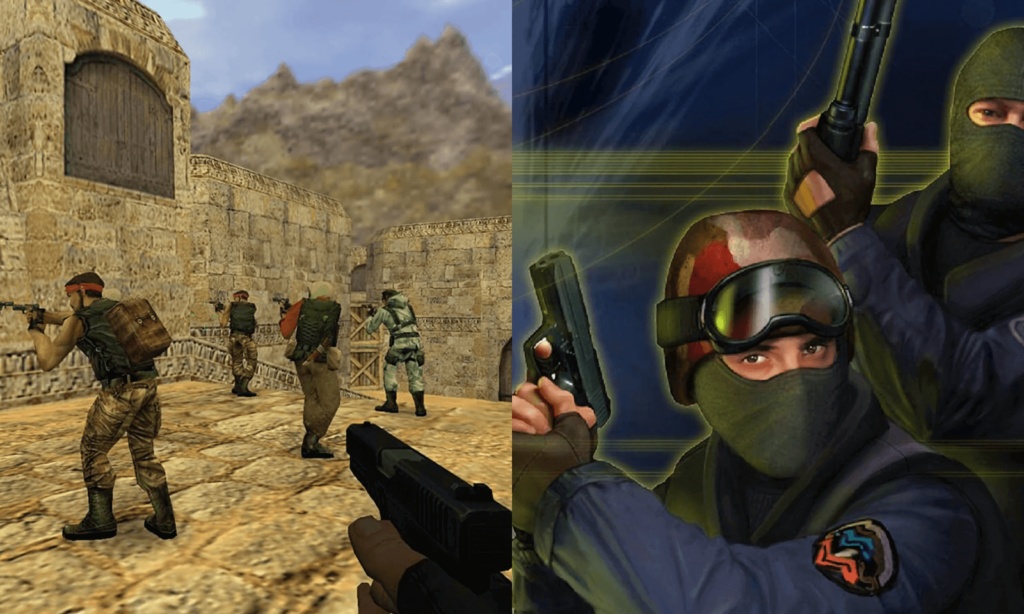 Counter-Strike 1.6 Free Online Game to Play