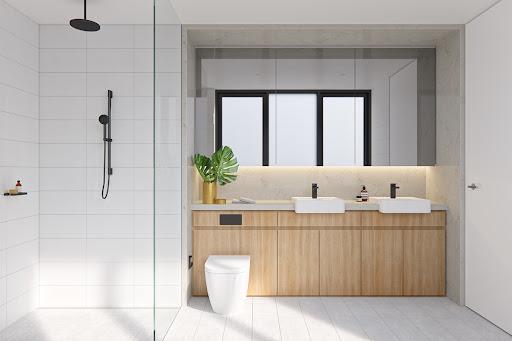Most popular materials used in bathroom designing